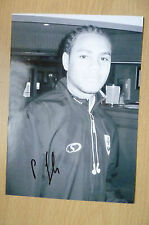 Signed Colour Pictures- Philip Nathan,  English footballer FC (7x5)