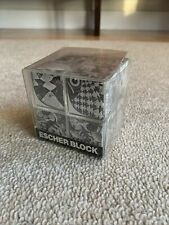 MC Escher Puzzle Block By Pussycat Germany. Vintage. Unused, Opened.