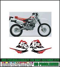 kit adesivi stickers compatibili xr 600 r 1997