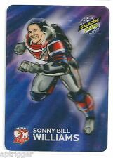 2014 NRL Traders Galactic 3D (AGS16) Sonny Bill WILLIAMS Roosters