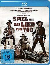 Spiel mir das Lied vom Tod - Sergio Leone Charles Bronson # Blu-ray Disc OVP NEU