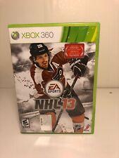 NHL 13 XBOX 360