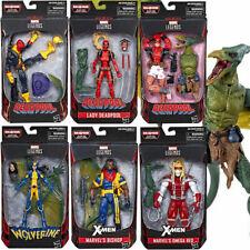 Marvel Legends X-Men Deadpool Sauron BAF Wave 2 Set of 6