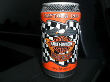 1994 Daytona Harley Davidson Bike Week  Beer can unopened collectors can