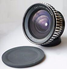Carl Zeiss Jena FLEKTOGON Zebra f/4 20mm Lens M42 Super-WIDE Exc!