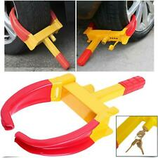 Car Wheel Lock Clamp Boot Tire Claw Trailer Auto Truck Anti-Theft Towing Locking