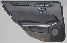 Original Mercedes E Klasse W212 Türverkleidung Hinten links A2127300170 Schwarz