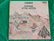 "CARAVAN - IN THE LAND OF GREY AND PINK vinile ""12 originale UK"