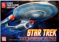 AMT 661 STAR TREK U.S.S. Enterprise NCC-1701-C model kit 1/2500
