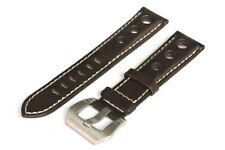 20mm Best quality and best price genuine leather watch strap - 143645