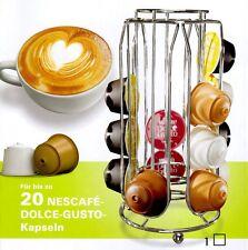 Nescafe Dolce Gusto Kaffee Kapselhalter Kapsel Halter Spender Kapselständer