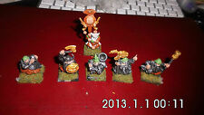 Warhammer -  lot 6 nains ou autre