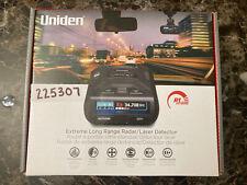 NEW Uniden R1 Extreme Long Range Radar/Laser Detector w/Voice Alert Police Speed