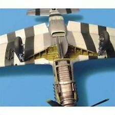 AIRES 4219 Wheel Bays for Tamiya Kit P-51D Mustang in 1:48