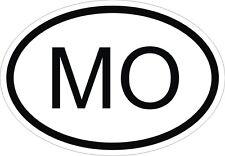 Missouri MO Aufkleber Autoaufkleber Motorrad Nationalitätenkennzeichen Auto