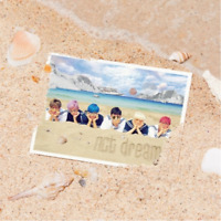 "K-POP NCT DREAM Mini Album ""We Young"" [ 1 Photobook + 1 CD ] Free Shipping"