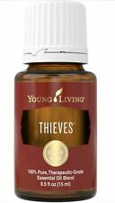 Young Living Essential Oils Thieves 15ml Sealed New