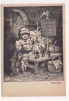 Ludwig Richter Vintage Art Postcard Germany US070