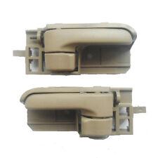 NEW For Toyota Corolla Inside Beige Front Rear Left Right Side Door Handle 03-08