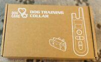 Dog Care TC01 Dog Training Collar 1000ft Range