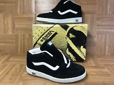 Vintage🔥 VANS 1990's Fairline MID Pro Skateboarding Shoes Sz 11.5 90's Sneakers