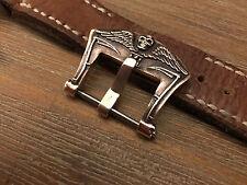 Bronze watch buckle ,22 mm .Handmade ,for bronze watches.Pam 382 ,EF.
