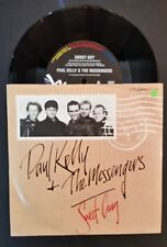 45rpm single - Paul Kelly & The Messengers - Sweet Guy/Ghost Town 9 M-) Pic Slv