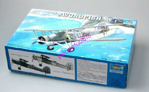 Trumpeter 03207 Mk.I Fairey Swordfish 1/32