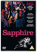 Sapphire DVD (2011) Nigel Patrick, Dearden (DIR) cert PG ***NEW*** Amazing Value