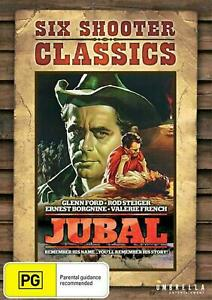 Jubal (Six Shooter Collection) (DVD) NEW/SEALED