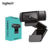 Logitech C920e 1080p HD autofocus webcam with built-in microphone camera