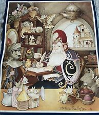 The Real Musgrave Poster Signed 98 Besieged By Dragons Great Piece For Collector
