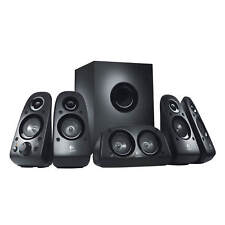 Logitech Z506 6 Piece 5.1 Channel Surround Sound Speaker System - 980-000430