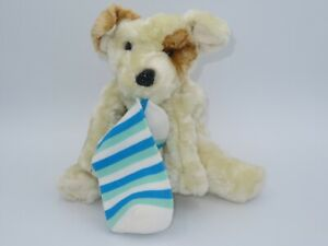 Animal Alley Toys R Us Naughty Puppy Dog Sock in Mouth Plush Toy Doll 2000 Tan