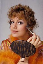 Ekta transparency original Catherine Spaak maquillage