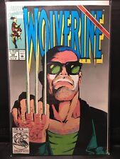 Wolverine #59  1992 Marvel Comic Book  Nice Copy!