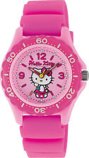 Hello Kitty Wrist Watch Waterproof Pink VQ75-230 ❤ CITIZEN Q&Q Japan Sanrio