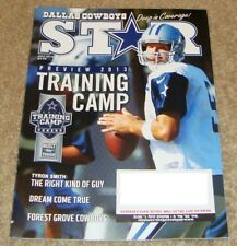 7/13 DALLAS COWBOYS Magazine ROMO COVER 2013 Training Camp & Cheerleader Tryouts