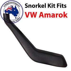 Snorkel Kit for Volkswagen Amarok 03/2011 onwards 2L Twin Turbo Diesel VW Air In