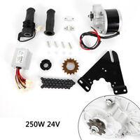 "Electric Bicycle Motor Kit DIY E-bike Conversion for 16""-28"" Bike 24V 250W USA"