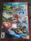 Mario Kart 8 - Nintendo Wii U Game - No Manual