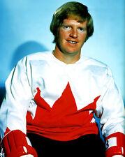 Pat Stapleton team Canada 1972 8x10 Photo