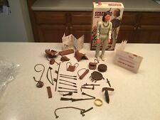 Vintage Louis Marx Geronimo Fort Apache Fighters Complete Box Accessories Nice