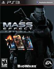 Mass Effect Trilogy PS3 Brand New *DISPATCHED FROM BRISBANE*