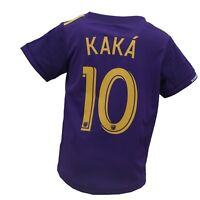 Orlando City SC MLS Adidas Infant Toddler Size Ricardo Kaka Athletic Jersey New