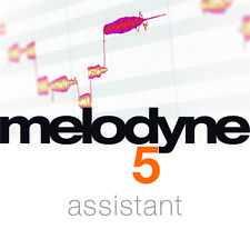 Celemony Melodyne 5 Assistant Upgrade from Essential
