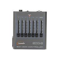 Transcension SDC 6 DMX Controller 6 Channel 6CH Desk Lighting