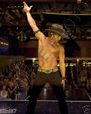 MATTHEW MCCONAUHGHEY MAGIC MIKE MALE STRIPPER 8X10 PHOTO
