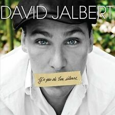 FREE US SHIP. on ANY 3+ CDs! ~Used,Good CD Jalbert, David: Y a Pas De Bon Silenc
