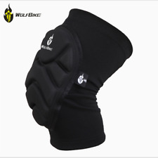 WOLFBIKE Tactical Knee Pad Protector Superior Knee Guards F/ Skiing Snowboard
